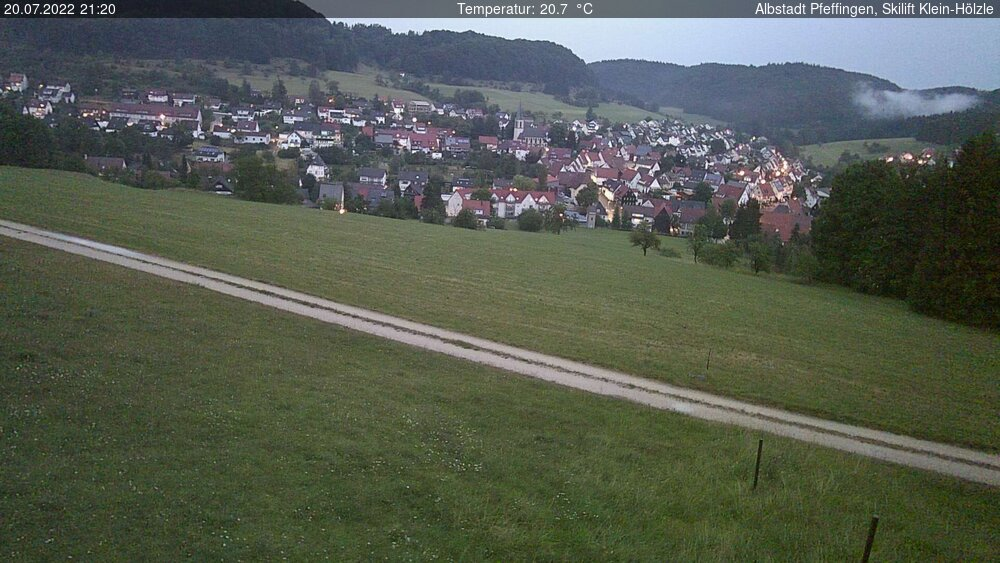 Webcam des Wintersportvereins Pfeffingen