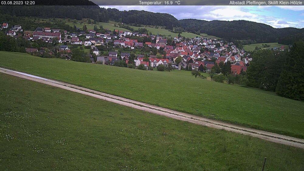 Skihang Pfeffingen